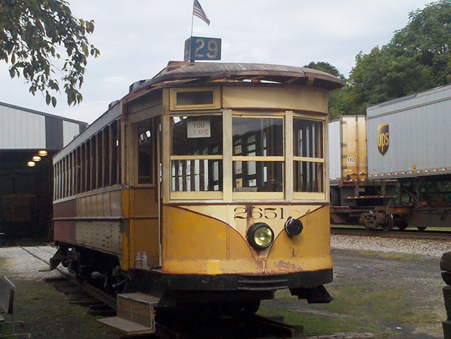Public Service 2561 in Phillipsburg, NJ on September 10, 2011.