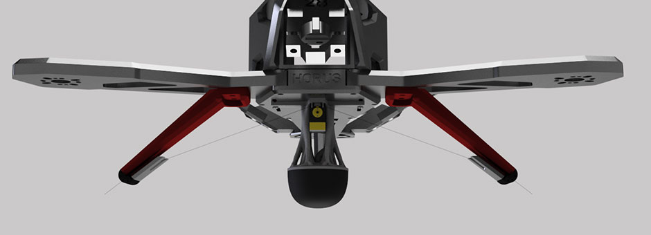 Horus Drone Gripper
