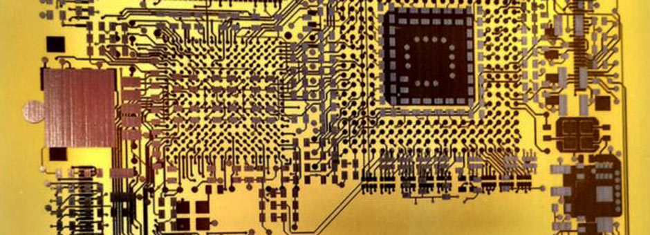 Nano Dimension 3DP PCB