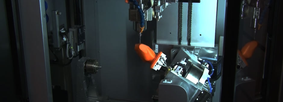 Japanese 5-Axis 3D Printer