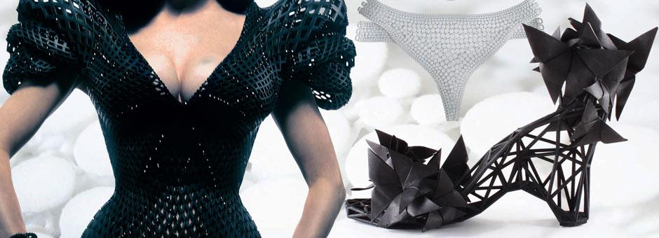 3D Printing High Fashion - Met Gala