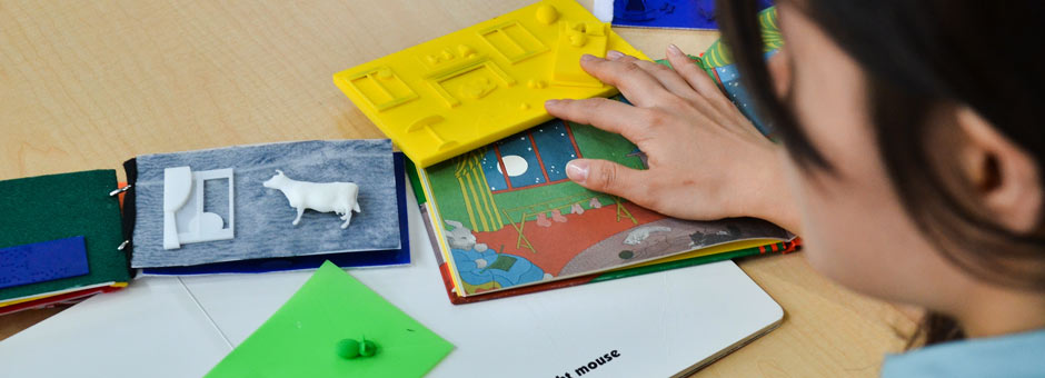 3D Printing for Visually Impaired