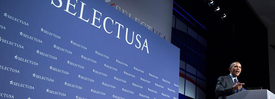 Select USA Obama 3D Printing