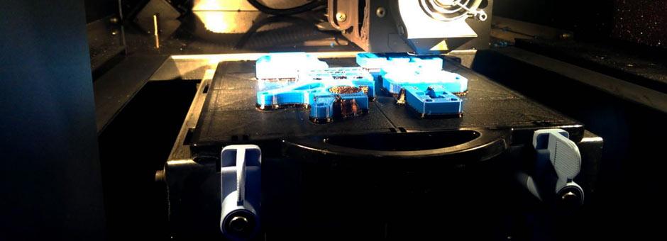 WSJ 3D Printing