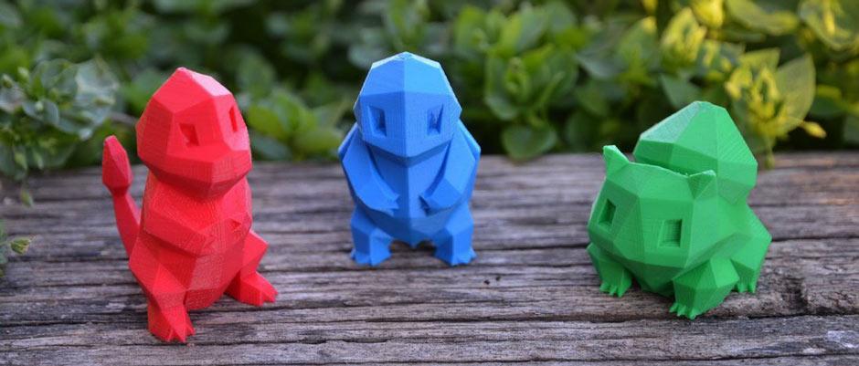 3D Printing Pokemon GO