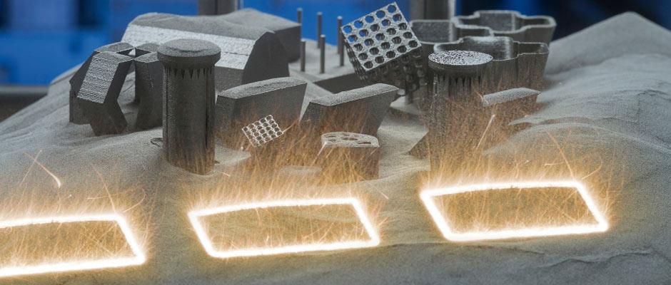 3D Printing High-Temperature Resistance