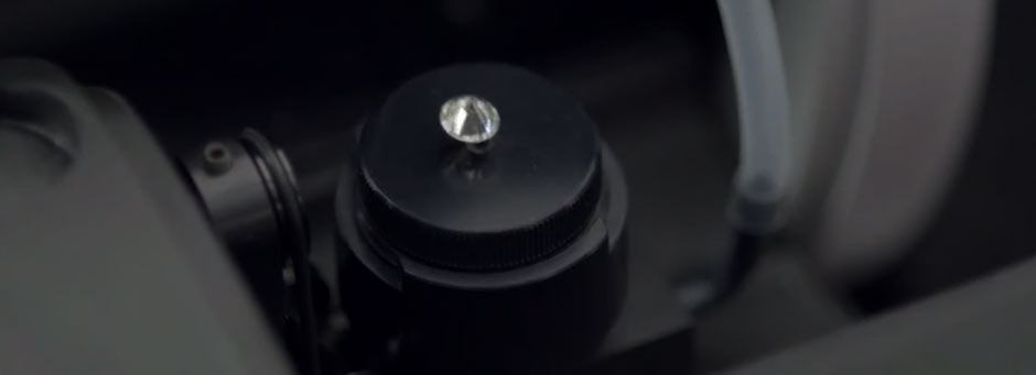 3D Printing Diamond Processing