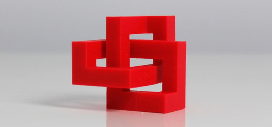 3D Printing Geometric Knot
