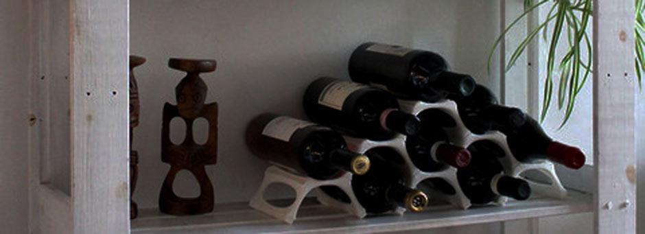 3D Printing Wine Rack