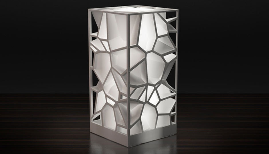 3D Printing Voronoi Lamp
