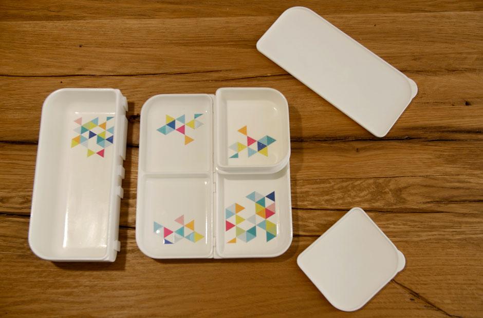 Modular Plates Prototype