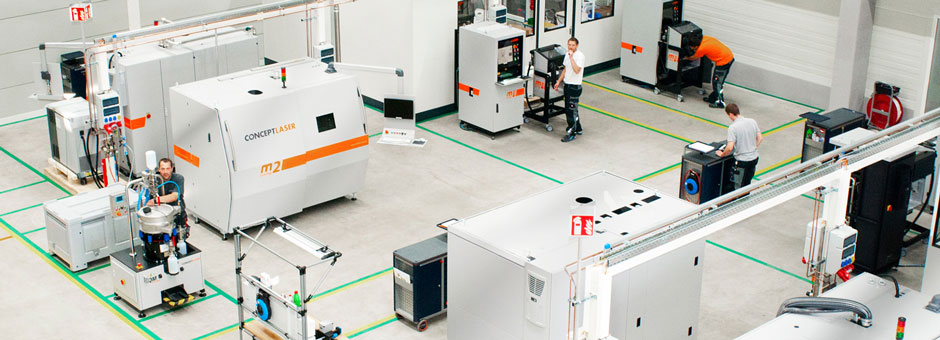 3D Printing Facility of Future