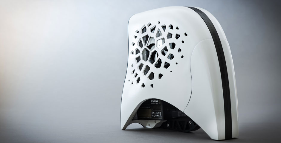 3D Printing PC Mods