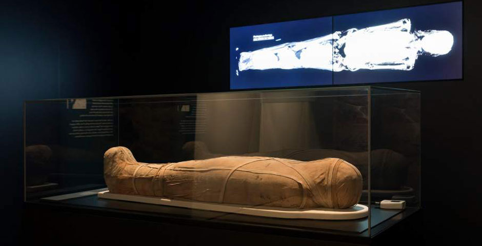 3D Scanning Egypt