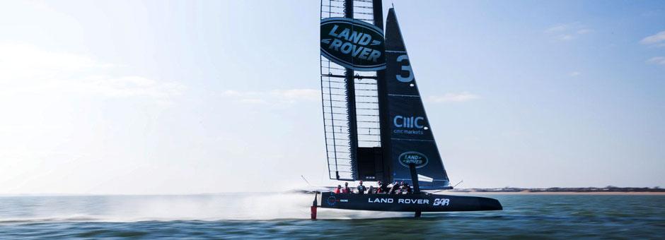 3D Printing Racing Yacht
