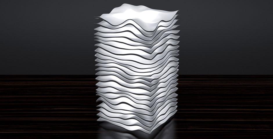 3D Printing Wave Lamp