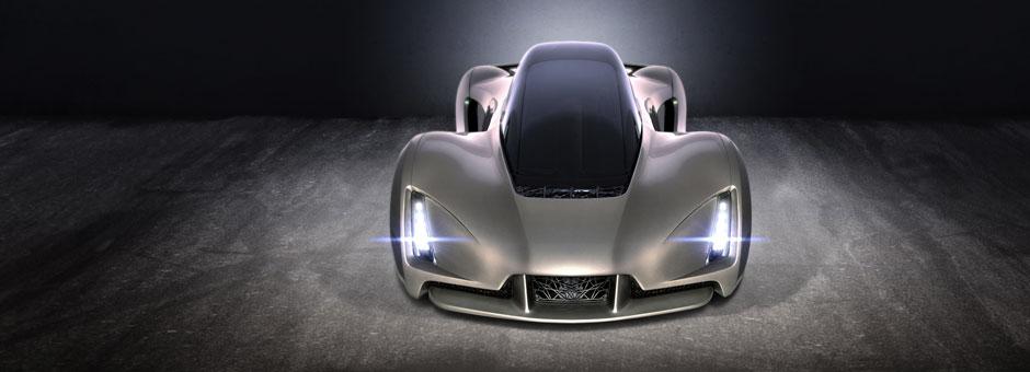 3D Printing Car Divergent