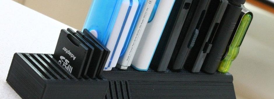 3D Printing USB Holder