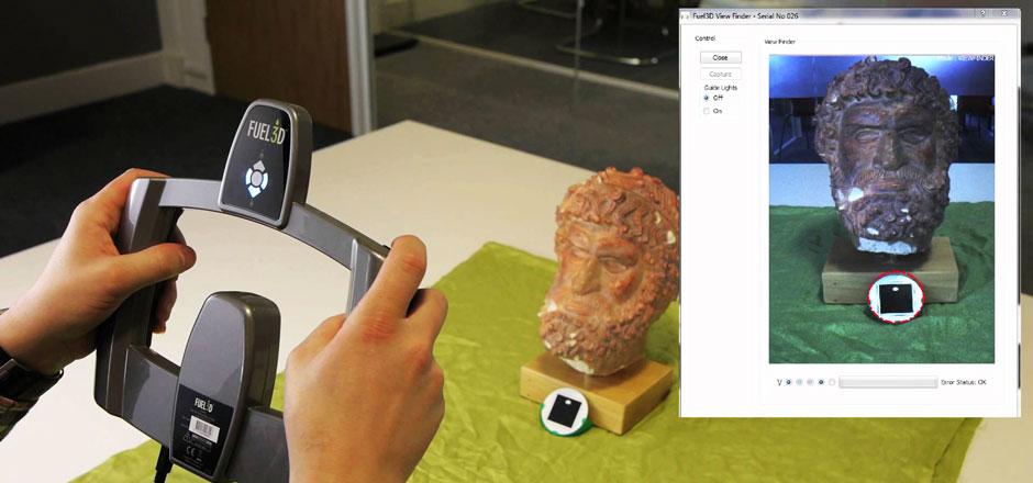 Rapid 3D Scanning