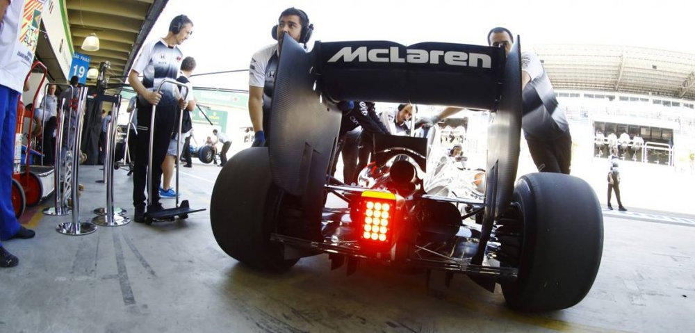 3D Printing Stratasys McLaren