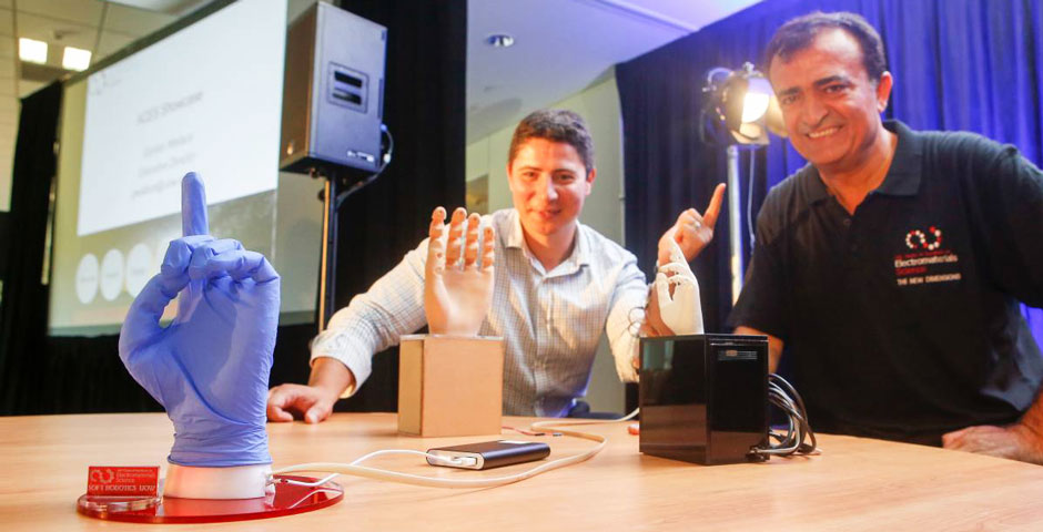 3D Printing Hand