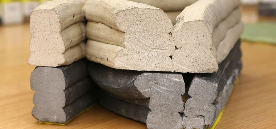 3D Printing Recycled Cement