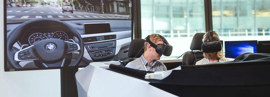 3D Printing BMW VR