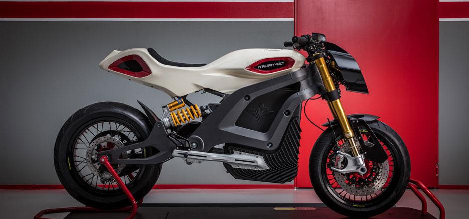 3D Printing Motorcycle