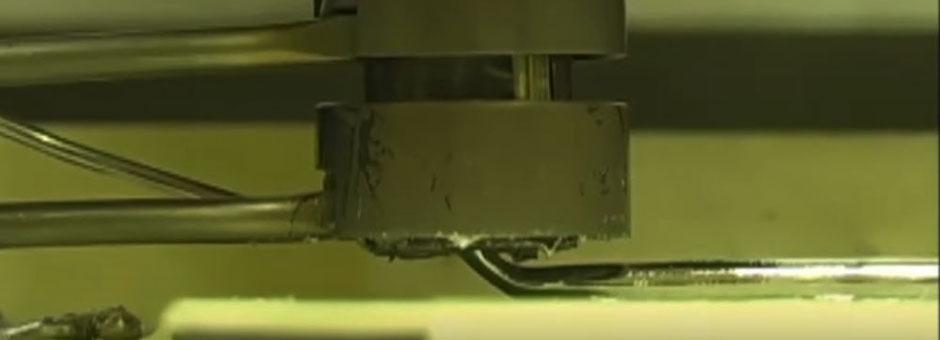 3D Printing Metal Writing LLNL