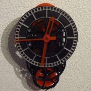 3D Printing Clock
