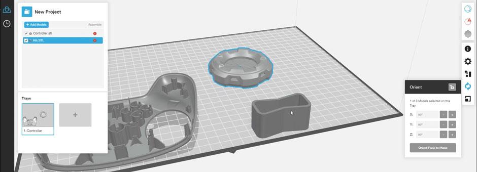 GrabCAD 3D Printing