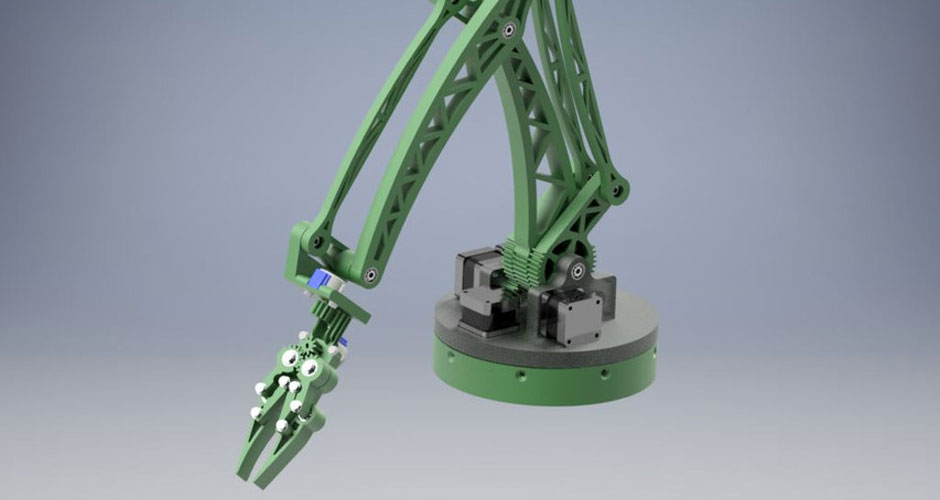 3D Printing Arduino Arm