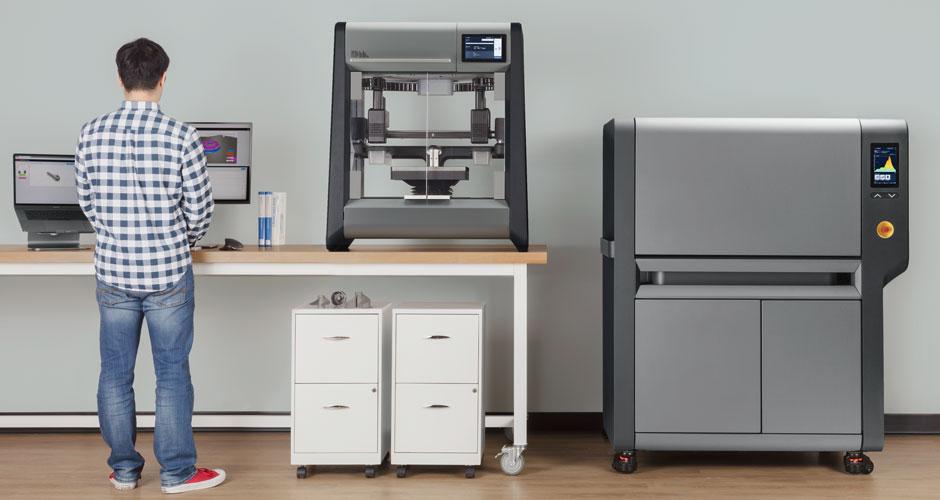 Desktop Metal 3D Printing