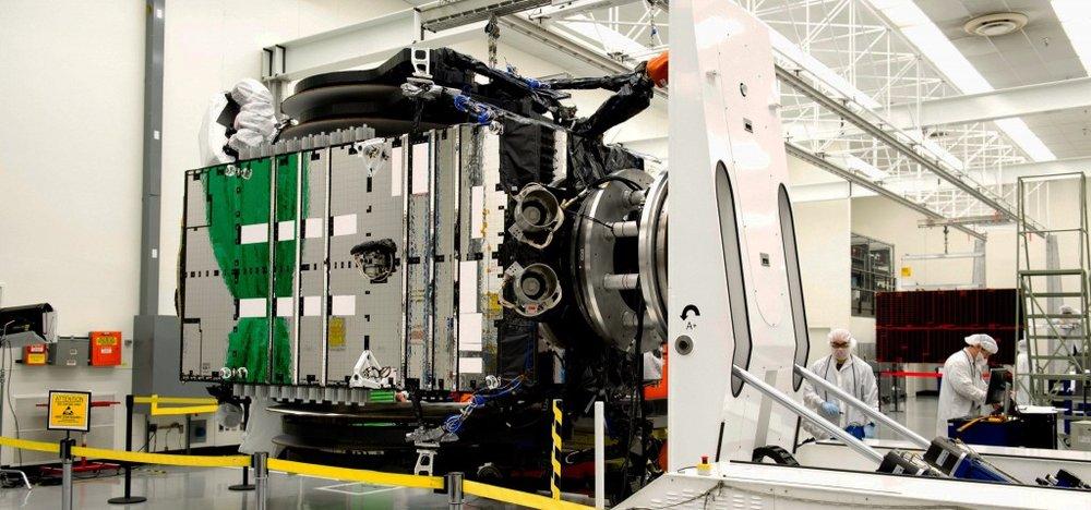 Boeing Satellite 3D Printing