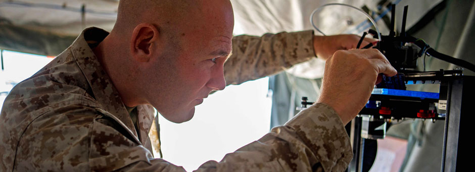 Marine Corps 3D Printing
