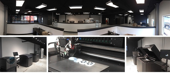 3D Printing Production Center in Seattle-Washington and Oregon Area