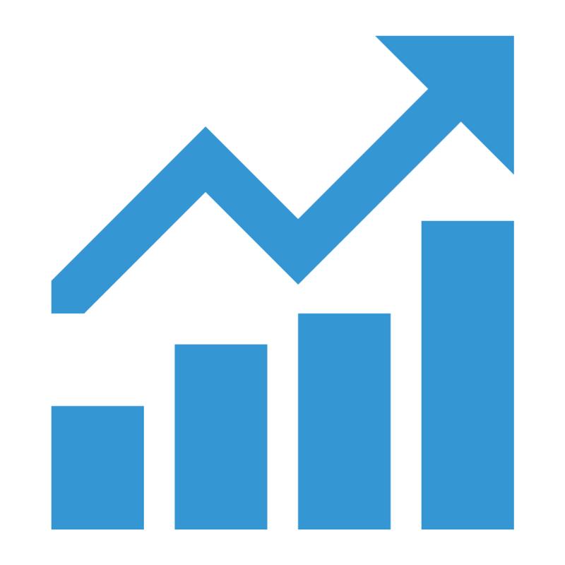 Steady Growth -