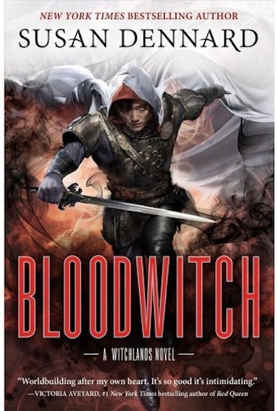 Bloodwitch - Susan Dennard