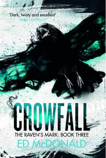 Crowfall (June 27th) - Ed McDonald