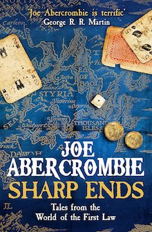 Sharp Ends - Written by one of my favourite fantasy authors, Joe Abercrombie, Sharp Ends packs in a bounty of tales from across his expansive world. Featuring an array of characters, including some beloved fan favourites, this is a fantasy eBook you shouldn't miss.
