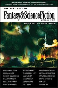 The Very Best of Fantasy and Science Fiction: - The clue is in the name. This eBook collection celebrates the best and brightest talents in the genre from the past sixty years. Full of greats, it's got something for everyone.