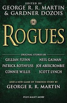 Rogues - This rich fantasy eBook comes complete with twenty unique stories. The collection includes contributions from legends like Neil Gaiman and G.R.R Martin, making it must have for any fantasy fan.