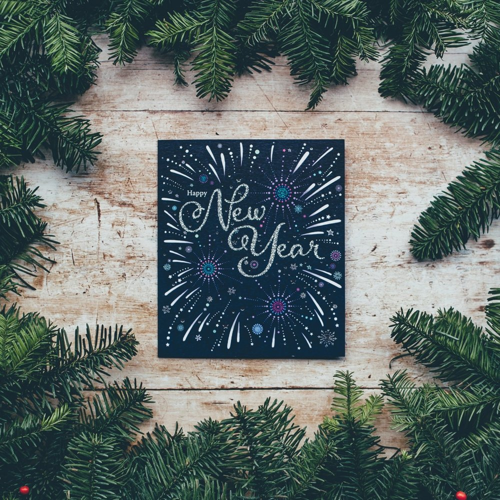 New year, new you -