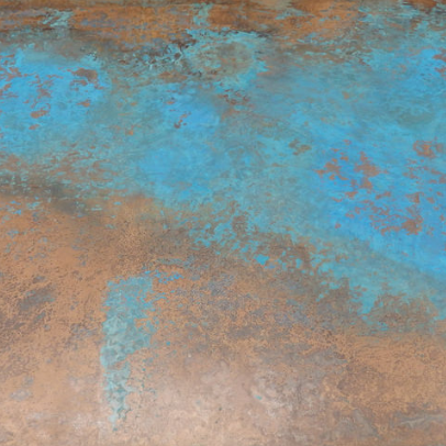 Patina Copper Blue 60