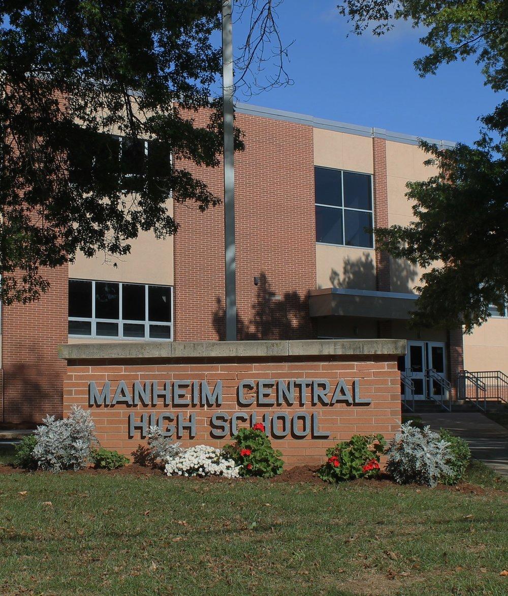 Manheim Central High School