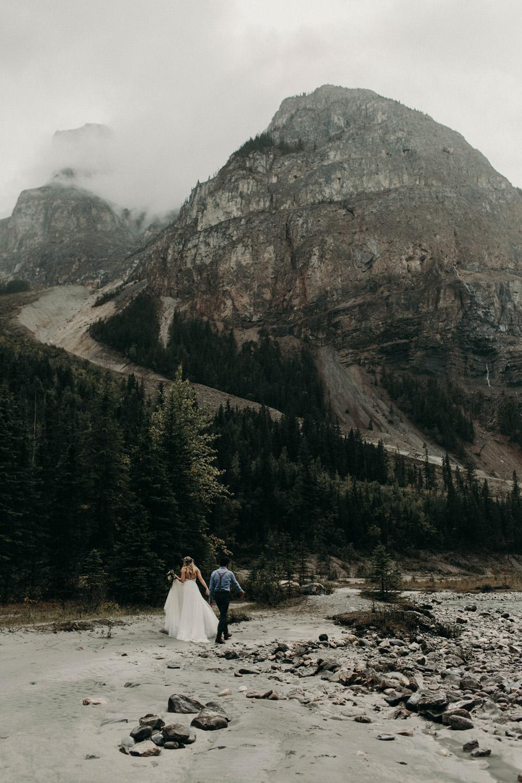 Banff elopement011