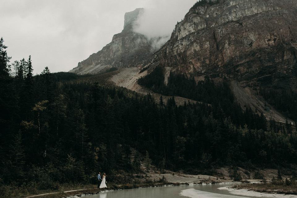 Banff elopement016