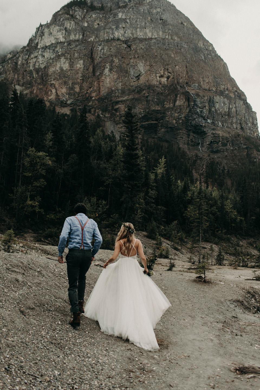 Banff elopement021