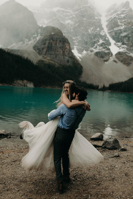 Banff elopement108