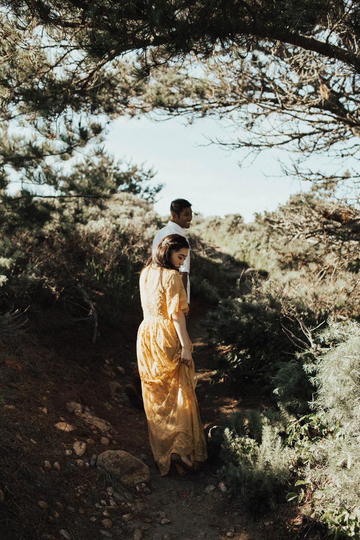 Big Sur Engagement Session - Michelle Larmand Photography001